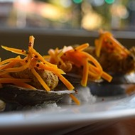 A Taste of the New Menu at Sweet Grass
