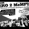 From Cairo to Memphis