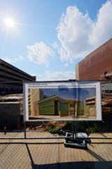 Future site of The Orpheum's Centre for Performing Arts - JUSTIN FOX BURKS