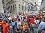 """GADFLY: It's Fall Already, but """"Occupy Wall Street"""" Has Finally Brought an American Spring"""