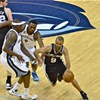 Game 3: Spurs 104, Grizzlies 93 (OT): So Close But Yet So Far