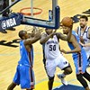 Game 4: Grizzlies 103, Thunder 97 (OT) — Team Defense Trumps a Scoring Star