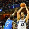 Game Four: Grizz Fall to Thunder, 92-89
