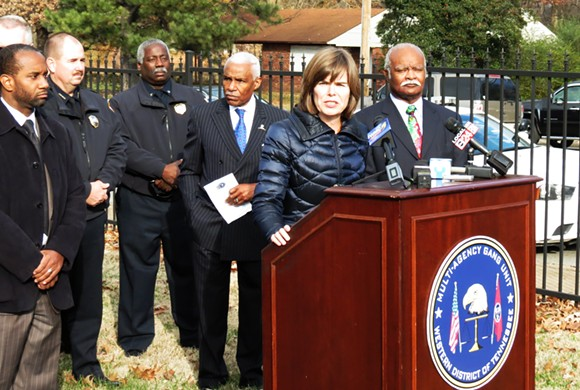 D.A. Amy Weirich announces latest gang injunction