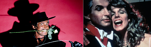 Gay Zorro/Disco Dracula