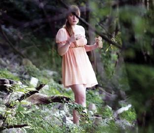 "Genevieve Angelson in ""Open Five"" - JUSTIN FOX BURKS"