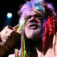 George Clinton and P. Funk