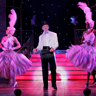 George Hamilton talks about The Peabody Hotel, Elvis, the trouble with mini-bars and LA CAGE AUX FOLLES at The Orpheum