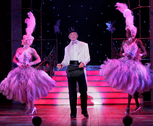 George Hamilton in La Cage aux Folles