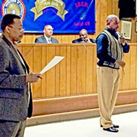 Gill holds bill of particulars as Sheriff candidate Bennie Cobb makes charge against Chism