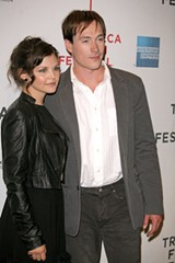 Ginnifer Goodwin and Chris Klein