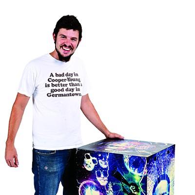 Flyer Art Boxes 2013
