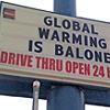 Global Warming a Whopper?
