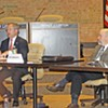 GOP's White, Independent Andreuccetti Stage Lively District 83 Forum