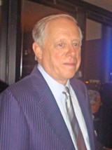 JB - Governor Bredesen at the Grand Hyatt party he hosted
