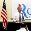 Goveror Haslam stumping for Romney in Memphis