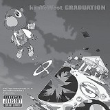 GRADUATION - KANYE WEST - (ROC-A-FELLA)