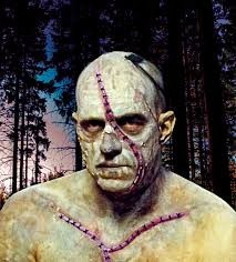 Greg Boller as Frankenstein for New Moon