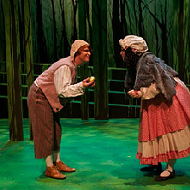 Grimm Developments: Playhouse on the Square goes Into the Woods