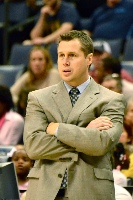 Griz Coach Dave Joerger had most of his starters for the first time tonight against Maccabi Haifa.