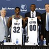 "Grizzlies' Mayo Goes ""LaLoosh"" in Vegas"