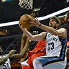 Griz Lose to Clippers 91-87, Homecourt Now Longshot