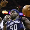 Grizzlies beat Spurs for first win