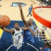 Grizzlies Beat Thunder, 107-101
