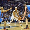 Grizzlies Edge Thunder, 87-81