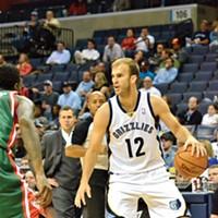 Hoop City 20 Questions: Grizzlies Guard-forward Nick Calathes Larry Kuzniewski