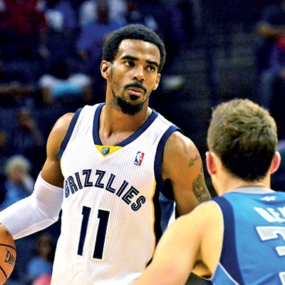 Hoop City 20 Questions: Grizzlies