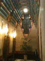 Guardian building lobby