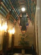Guardian building lobby