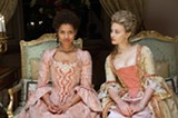 Gugu Mbatha-Raw is the Belle of the ball.