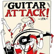 Guitar Attack IPA Hits Shelves Tomorrow