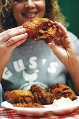 Gus's Fried Chicken, 1st Place: Best Fried Chicken - BY JUSTIN FOX BURKS