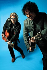Hall & Oates - MICK ROCK