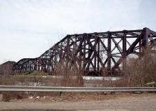 Harahan Bridge - BY MICHAEL FINGER