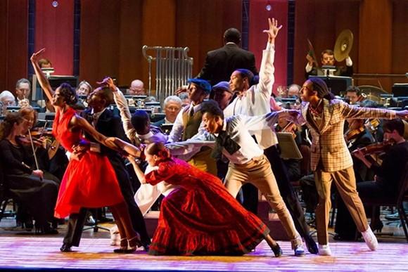 """""""Harlem"""" by New Ballet Ensemble"""