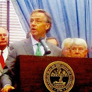 Haslam, Ramsey State Positions on Meth, Medicaid, Vouchers, Guns, and More