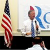 Haslam, Hagerty Stump for Romney in Memphis