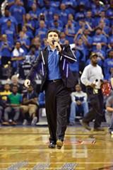 Head Coach Josh Pastner - LARRY KUZNIEWSKI