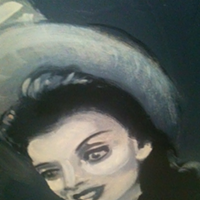 5 Faces from the Flyer's Art Box Contest His Girl Friday