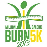 HMCT Presents First Annual Million Calorie Burn 5k Walk/Run