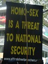 homosex at the DNC