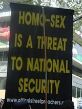 CHRIS DAVIS - homosex at the DNC
