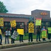 H.O.P.E. Protests Mental Health Facility