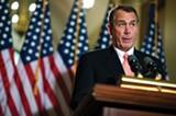 JOSHUA ROBERTS | REUTERS - House speaker John Boehner
