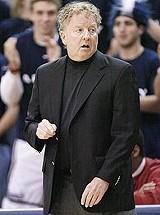Houston Coach Tom Penders