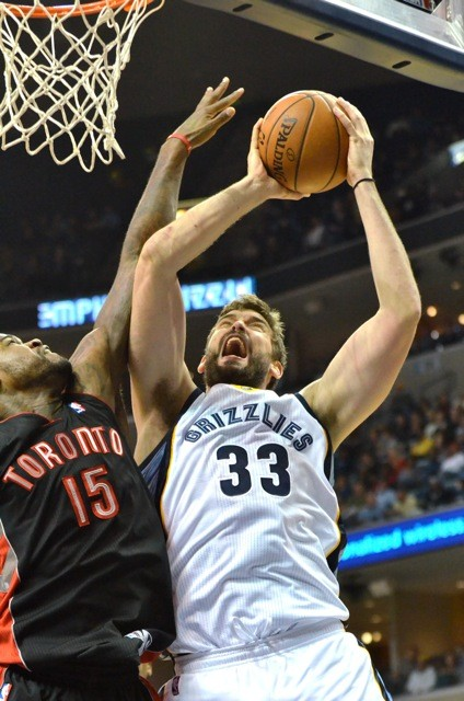 How long will it take to get Marc Gasol back in this form?